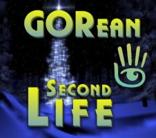 Gorean Second Life Logo